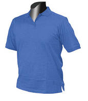Трикотажная рубашка короткий рукав тип Polo T-shirt short sleeve, navy - L