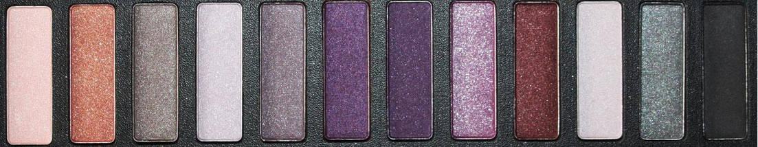 Палитра теней W7 Natural Naked Eye Colour Palette In The Nights, фото 2