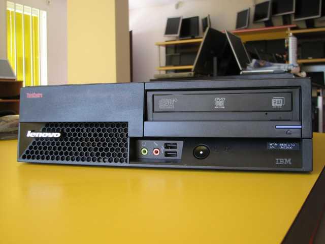 Системный блок, компьютер, 2 ядерный процессор Intel Core 2 Duo 2x2,2 Ггц, 4 Гб ОЗУ, 80 Гб