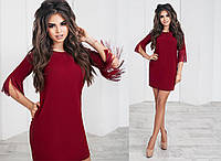 Стильное платье (3 цвета), фото 1