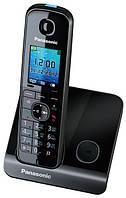Телефон бездротовий з АВН Panasonic KX-TG8151UA DECT