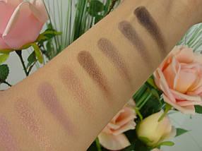 Палитра теней W7 Natural Nudes Naked Eye Colour Palette, фото 3