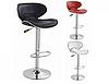 Барный стул с мягким сиденьем, визажный стул бежевый, стул для кассира (САЛЛИ бежевый), фото 5