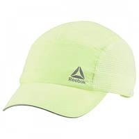 Легкая летняя кепка Рибок с сеткой Running Performance CD7244 - 2018
