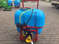 Обприскувач навісний Wirax (Польща 400 л. / 12 м)