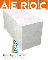 Газоблок / Пеноблок Aeroc D300 400x200x600 (Березань)