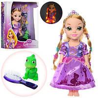 """Кукла """"Рапунцель"""" со светящимися волосами арт. 8666"""