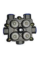 Клапан чотирьохконтурний Wabco Еталон, фото 1