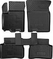 Полиуретановые коврики для Suzuki Vitara IV 2015- (AVTO-GUMM)