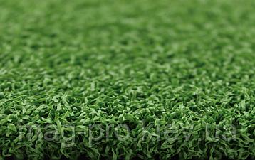 Искусственная трава для хоккея на траве и гольфа Green E -12мм. (мультиспорт незасыпная), фото 2