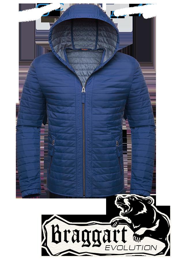 Мужская яркая демисезонная куртка Braggart (р. 46-54) арт. 1295В