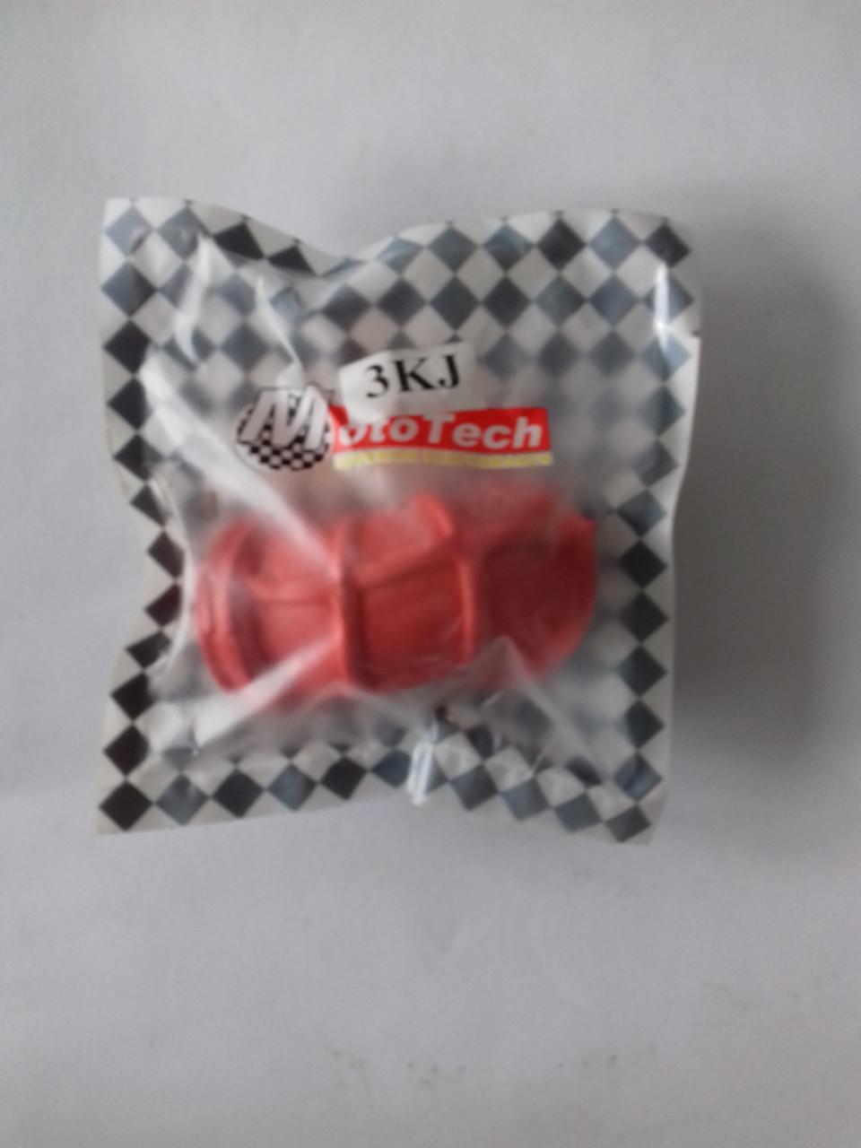 Патрубок фильтра YAMAHA 3KJ (красный)