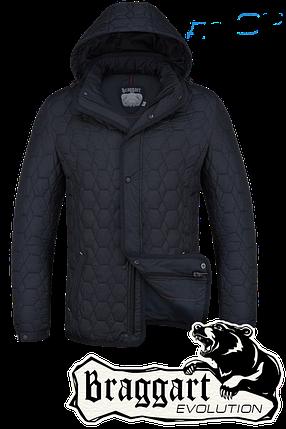 Мужская модная осенняя куртка Braggart арт. 1250, фото 2