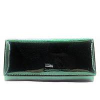 Симпатичный лаковый кошелек BАLISА зеленого цвета GGF-076600, фото 1