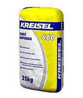 Вапняна шпаклівка Kreisel 660 (25 кг)