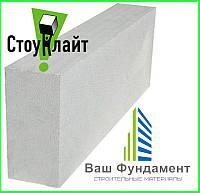 Газобетон Стоунлайт Перегородочный D400/D500 75x200x600