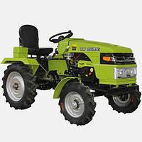 Трактор DW 150RXi (15 л.с., колеса 5,00-12/6,5-16, регулируемая колея, с гидрав., новый дизайн, 4 датчика)