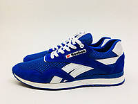 Мужские спортивные кроссовки Reebok электрик, сетка