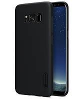 Чехол Samsung S8 / G950 бампер Nillkin Frosted Shield черный