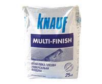 Шпаклівка Мульти-Фініш KNAUF (25 кг)