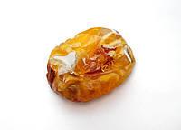 Мыльный камень минерал Янтарь, фото 1