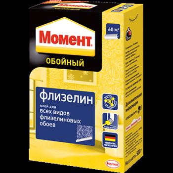 Клей для шпалер МОМЕНТ Флізелін (250 г)
