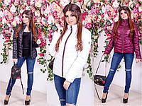 Женская куртка  мод.5078        48+++, фото 1