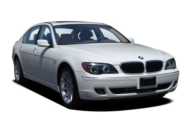 Лобовое стекло BMW 7 E65 с местом под датчик (2002-2008)