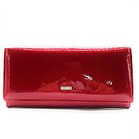 Симпатичный лаковый кошелек BАLISА красного цвета GGF-076602