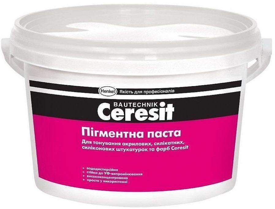 Пігментна паста рожева 01 (K1) Ceresit