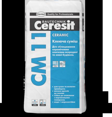 CM 11 Клеюча суміш Ceresit (25 кг)