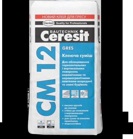 CM 12 Клеюча суміш Ceresit