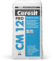 CM 12 Pro Клеюча суміш Ceresit