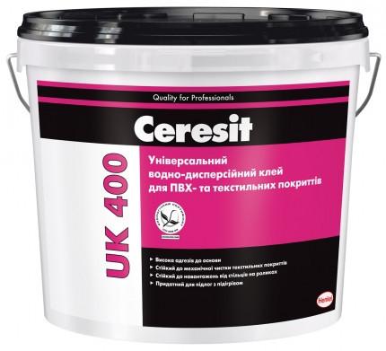 UK 400 Універсальний водно-дисперсійний клей Ceresit