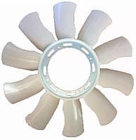 Крильчатка вентилятора 10 лопостей Богдан