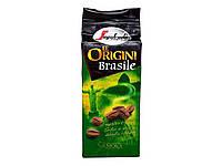 "Итальянский молотый кофе ""Segafredo"" Le Origini Brasile 250г"