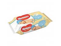 Влажные салфетки Huggies Pure 56 шт