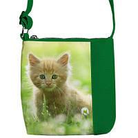 Модная сумка для девочки Котенок