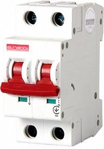 Модульный автоматический выключатель e.industrial.mcb.100.1N.C40 1р+N 40А С 10кА