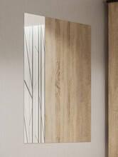 Палермо  зеркало  640х920х20мм дуб сонома   Світ Меблів
