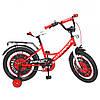 Велосипед детский PROF1 18д. Y1845 Original boy,красный