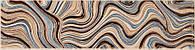 Плитка Silk Volna BL (275*70 мм)