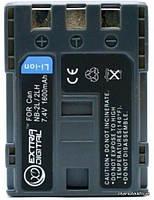Аккумулятор для фото и видео EXTRADIGITAL Canon NB-2LH 1600 mAh 7.4V 12 мес. гарантии (DV00DV1059)