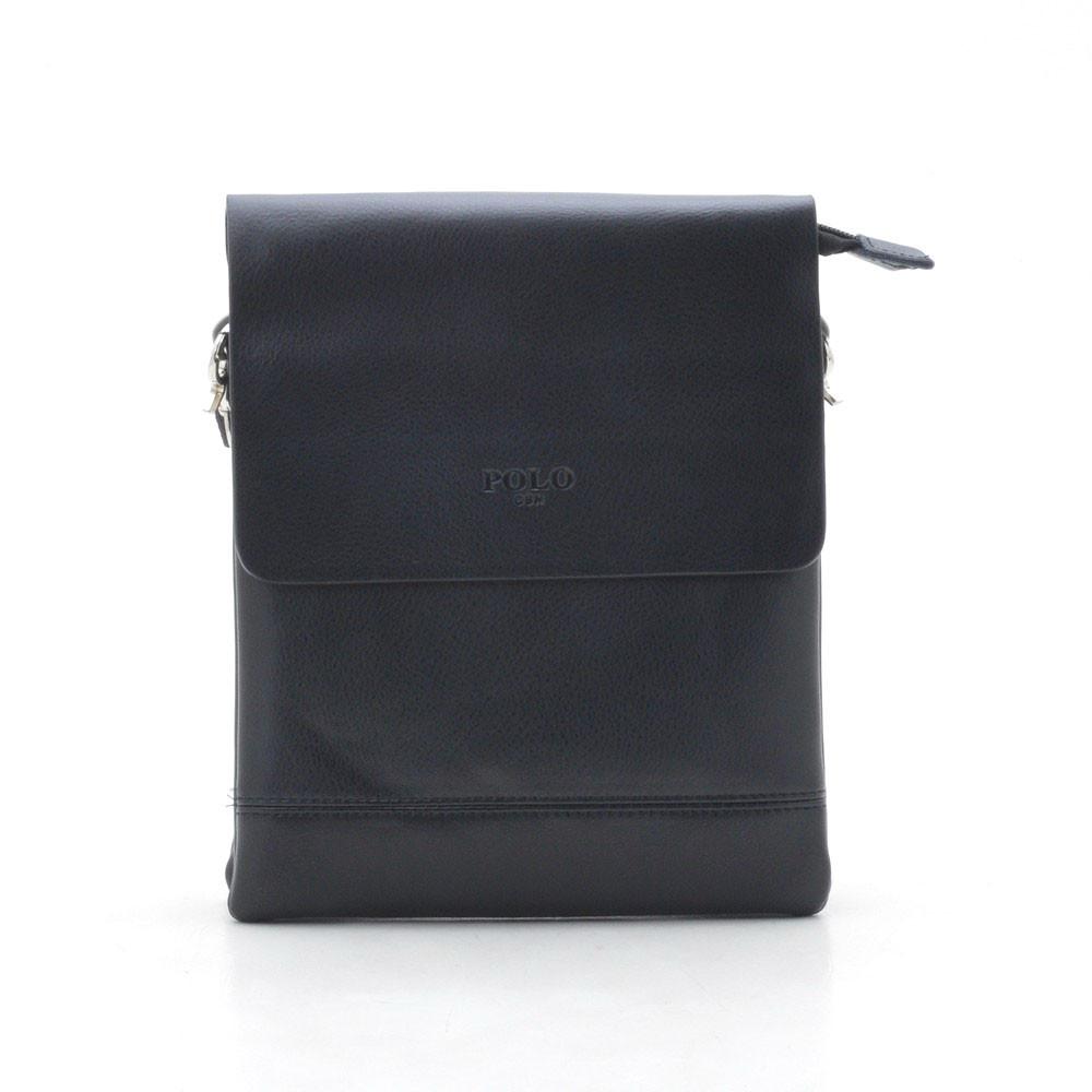 Мужская сумка Polo черная - Интернет магазин   «miss-podium» в Одессе