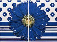 Плитка Vitel Gerbera Big BL (550*400 мм), фото 1