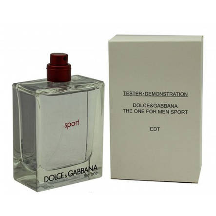 Dolce&Gabbana The One Sport 100 ml TESTER, фото 2