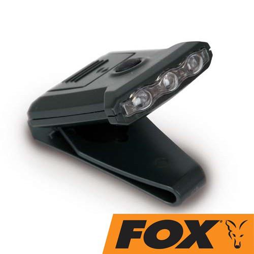 Фонарик на козырек Fox Halo CT-30