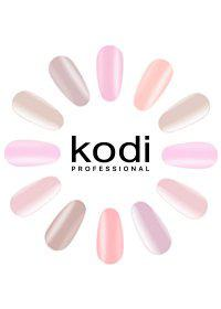 "Гель-лаки Kodi Professional ""Basic collection"" milk (m) 8 мл"