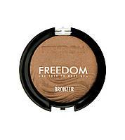 Бронзер для лица Freedom Makeup London Bronzer - цвет 115 Shimmer