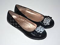 Лаковые туфли на девочку 32 - 37, фото 1